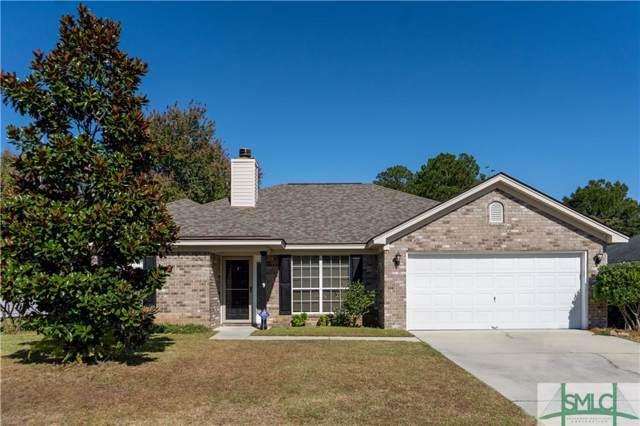 20 Chapel Drive, Savannah, GA 31406 (MLS #216419) :: The Arlow Real Estate Group