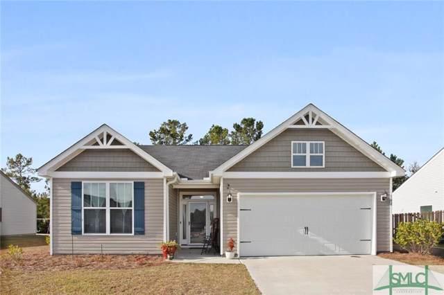 162 Willow Drive, Guyton, GA 31312 (MLS #216425) :: The Randy Bocook Real Estate Team