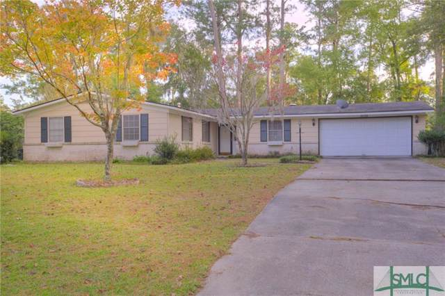12708 Golf Club Drive, Savannah, GA 31419 (MLS #216429) :: The Sheila Doney Team