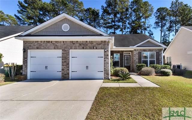 119 Pine View Crossing, Pooler, GA 31322 (MLS #216432) :: The Arlow Real Estate Group
