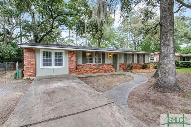 416 Tanglewood Road, Savannah, GA 31419 (MLS #216433) :: The Sheila Doney Team