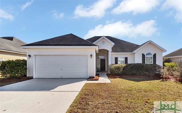 123 Willow Point Circle, Pooler, GA 31322 (MLS #216439) :: Liza DiMarco
