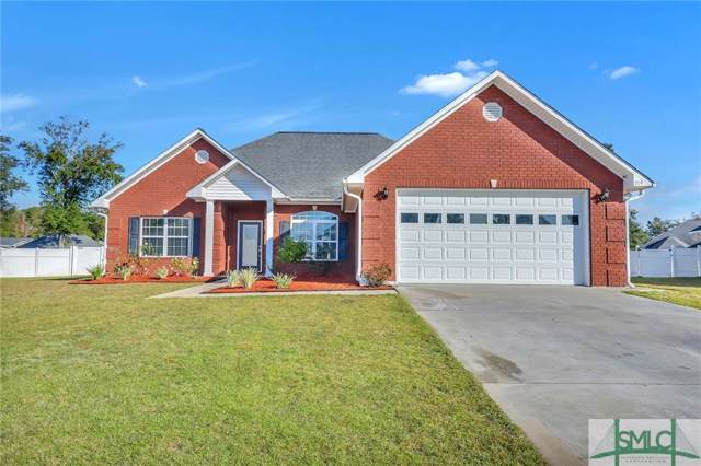 719 English Oak Drive, Hinesville, GA 31313 (MLS #216450) :: Teresa Cowart Team