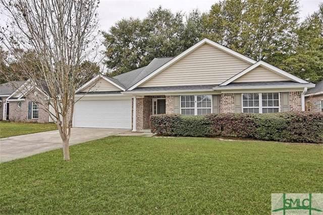 113 Sandstone Drive, Bloomingdale, GA 31302 (MLS #216458) :: Teresa Cowart Team