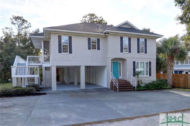 5 6th Place, Tybee Island, GA 31328 (MLS #216461) :: McIntosh Realty Team