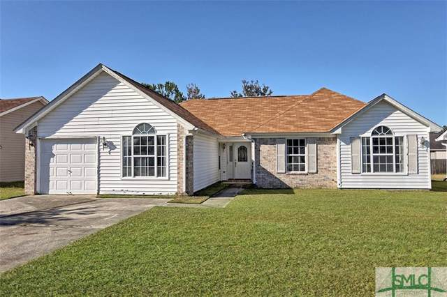 132 Berwick Lakes Boulevard, Pooler, GA 31322 (MLS #216464) :: The Randy Bocook Real Estate Team