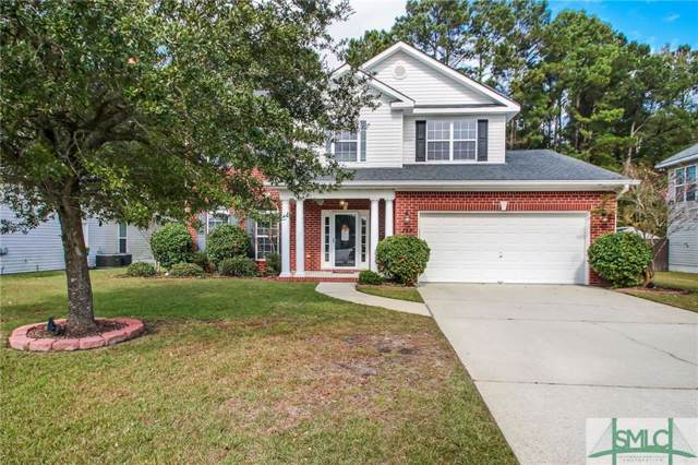259 Pink Dogwood Lane, Pooler, GA 31322 (MLS #216472) :: The Arlow Real Estate Group