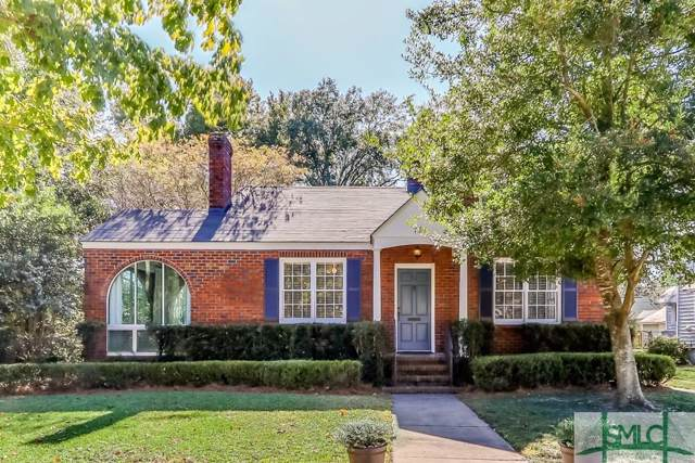 721 E 58 Street, Savannah, GA 31405 (MLS #216481) :: The Randy Bocook Real Estate Team