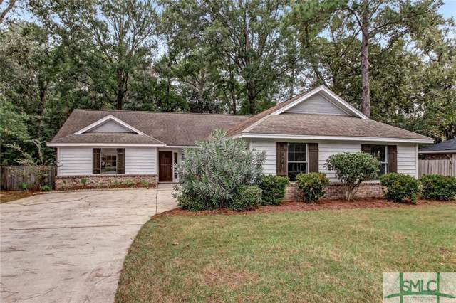 187 Hermitage Drive, Richmond Hill, GA 31324 (MLS #216485) :: Heather Murphy Real Estate Group