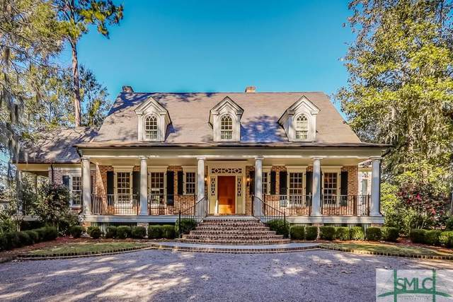 33 Jimmy Blige Lane, Richmond Hill, GA 31324 (MLS #216492) :: Liza DiMarco