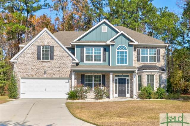 226 Cypress Lakes Drive, Bloomingdale, GA 31302 (MLS #216496) :: The Randy Bocook Real Estate Team