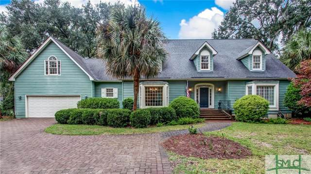 179 Yam Gandy Road, Savannah, GA 31411 (MLS #216498) :: Teresa Cowart Team
