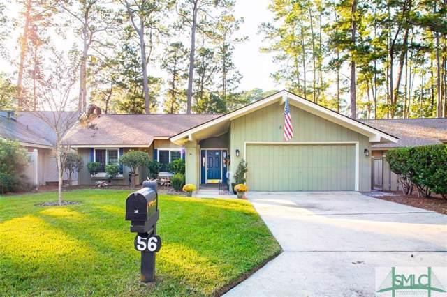 56 Village Green Circle, Savannah, GA 31411 (MLS #216501) :: Robin Lance Realty