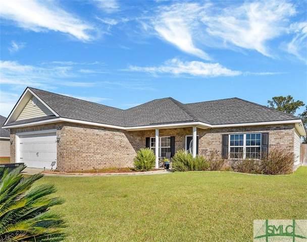 235 Mancey Garrason Loop NE, Ludowici, GA 31316 (MLS #216521) :: The Randy Bocook Real Estate Team