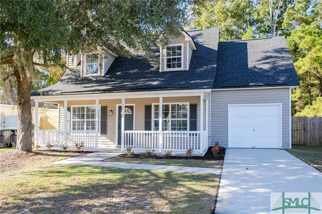 115 Finn Circle, Savannah, GA 31419 (MLS #216522) :: Teresa Cowart Team