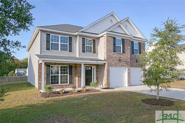 517 Windsong Drive, Rincon, GA 31326 (MLS #216523) :: The Sheila Doney Team