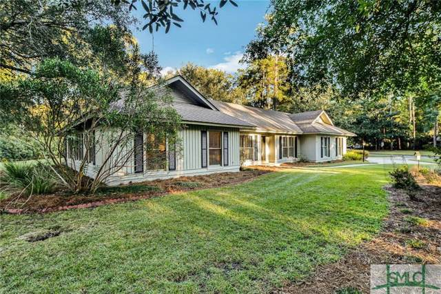 20 Hemingway Circle, Savannah, GA 31411 (MLS #216528) :: Liza DiMarco