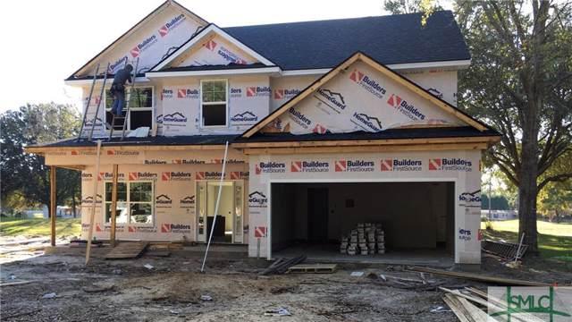 61 Canterwood Drive, Ellabell, GA 31308 (MLS #216538) :: RE/MAX All American Realty