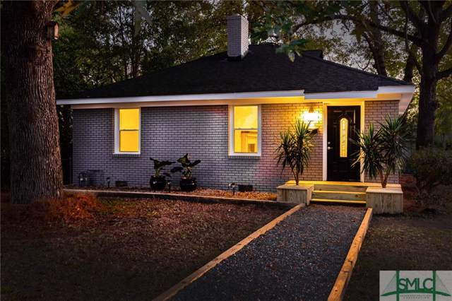 301 E 57th Street, Savannah, GA 31405 (MLS #216541) :: The Randy Bocook Real Estate Team