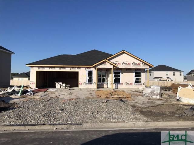 710 Burke Drive Lot #203, Hinesville, GA 31313 (MLS #216542) :: The Arlow Real Estate Group