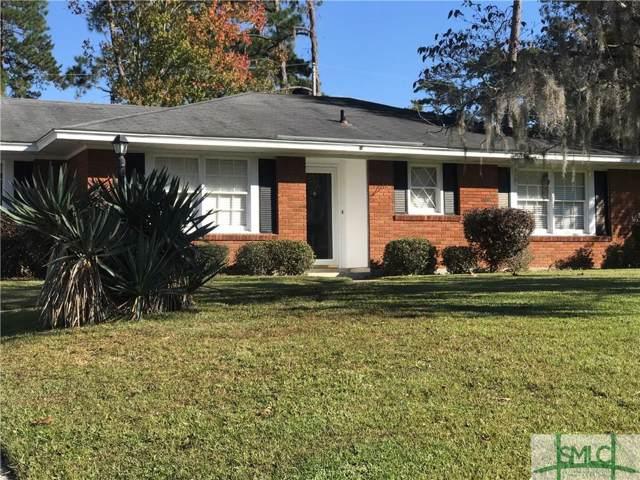 624 Windsor Road, Savannah, GA 31419 (MLS #216552) :: RE/MAX All American Realty