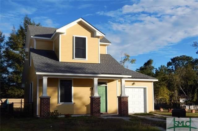 239 Crescent Drive, Savannah, GA 31404 (MLS #216565) :: Liza DiMarco