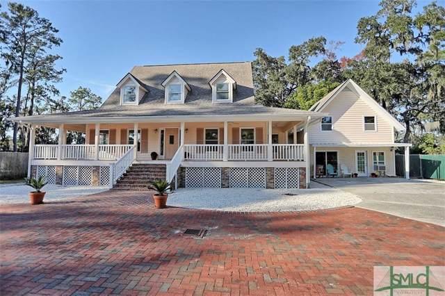 709 Betz Creek Road, Savannah, GA 31410 (MLS #216571) :: Heather Murphy Real Estate Group