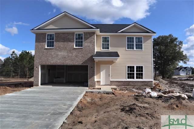 152 Huntington Drive NE, Ludowici, GA 31316 (MLS #216572) :: The Randy Bocook Real Estate Team