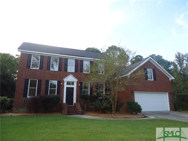 538 Steele Wood Drive, Richmond Hill, GA 31324 (MLS #216574) :: Partin Real Estate Team at Luxe Real Estate Services