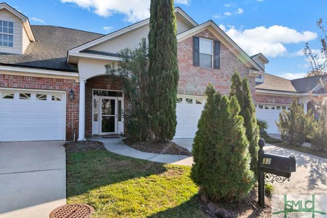 32 Wild Heron Villas Road, Savannah, GA 31419 (MLS #216583) :: Heather Murphy Real Estate Group