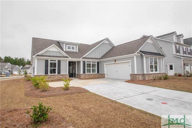1 Ashstead Lane, Pooler, GA 31322 (MLS #216588) :: The Arlow Real Estate Group