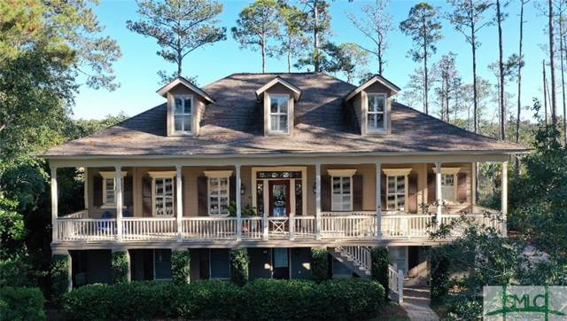 3 Sea Dog Court, Savannah, GA 31411 (MLS #216593) :: Liza DiMarco