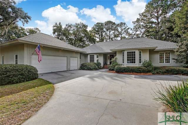 22 Pelham Road, Savannah, GA 31411 (MLS #216601) :: McIntosh Realty Team