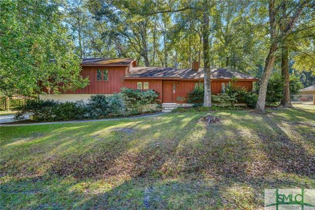 161 Quail Road, Richmond Hill, GA 31324 (MLS #216606) :: The Randy Bocook Real Estate Team