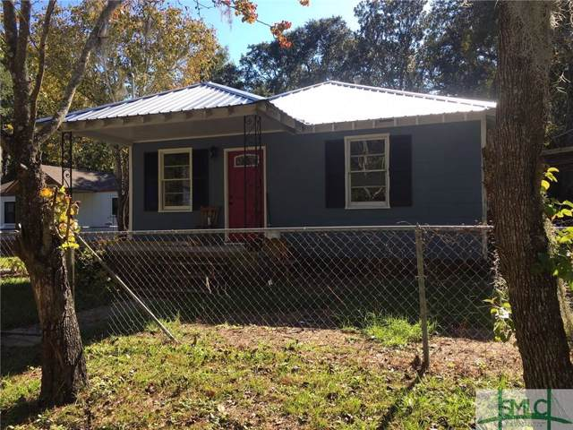 2411 Tennessee Avenue, Savannah, GA 31404 (MLS #216608) :: McIntosh Realty Team