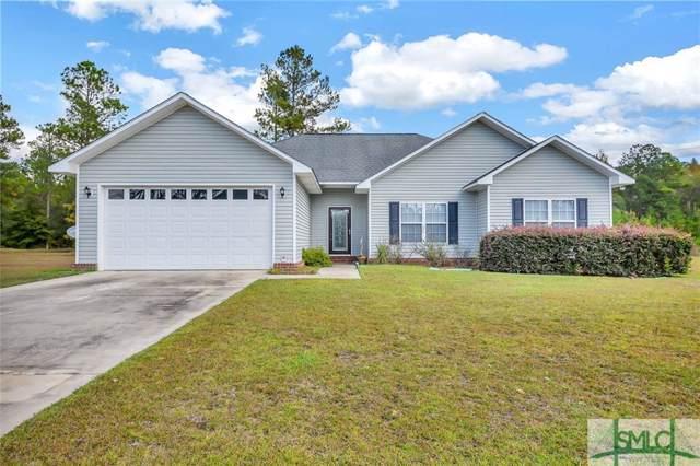 125 NE Carson Street NE, Ludowici, GA 31316 (MLS #216614) :: The Randy Bocook Real Estate Team