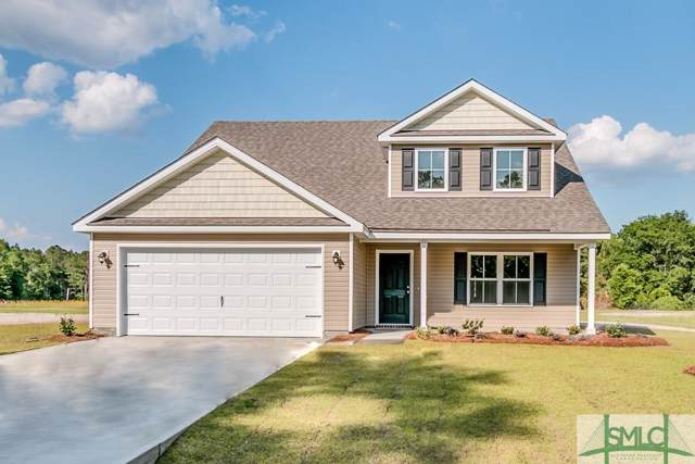 198 Abbey Lane Drive, Guyton, GA 31312 (MLS #216626) :: The Arlow Real Estate Group
