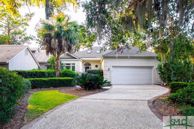 19 Peregrine Crossing, Savannah, GA 31411 (MLS #216640) :: McIntosh Realty Team