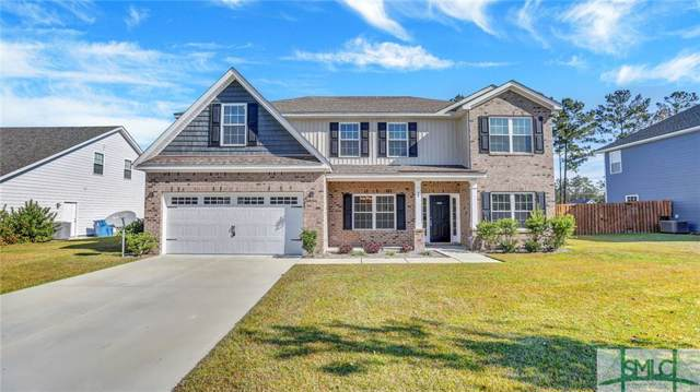 90 Wicklow Drive, Richmond Hill, GA 31324 (MLS #216644) :: The Arlow Real Estate Group