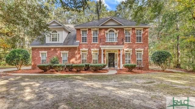 330 Mclaughlin Lane, Richmond Hill, GA 31324 (MLS #216650) :: Level Ten Real Estate Group