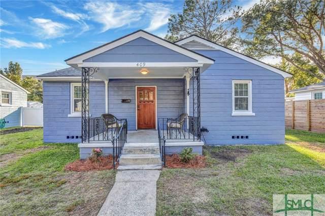 409 E 66th Street, Savannah, GA 31405 (MLS #216653) :: The Arlow Real Estate Group