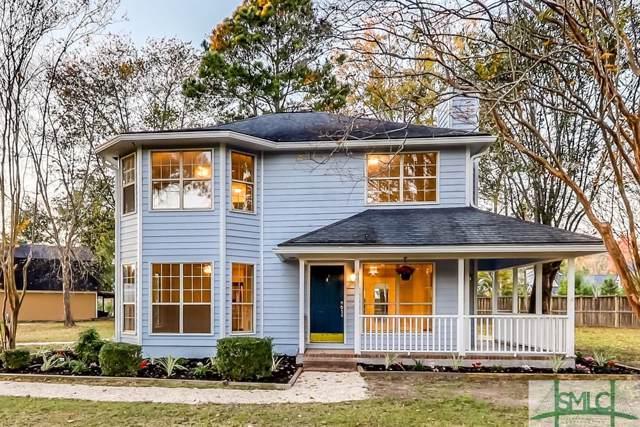 218 Burton Road, Savannah, GA 31405 (MLS #216674) :: The Randy Bocook Real Estate Team