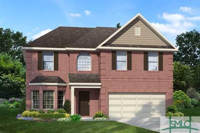64 Brookhaven Loop NE, Ludowici, GA 31316 (MLS #216685) :: The Randy Bocook Real Estate Team