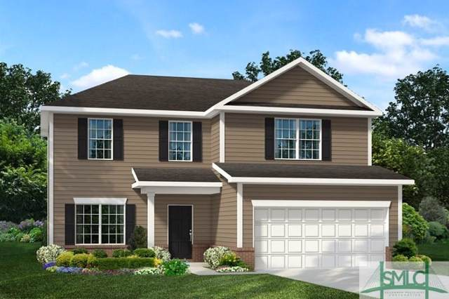 176 Dove Run Drive NE, Ludowici, GA 31316 (MLS #216686) :: The Randy Bocook Real Estate Team