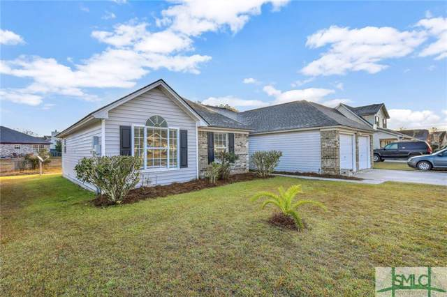 112 Blue Gill Lane, Pooler, GA 31322 (MLS #216701) :: The Randy Bocook Real Estate Team
