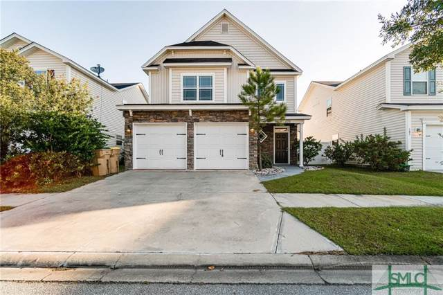 575 Summer Hill Way, Richmond Hill, GA 31324 (MLS #216705) :: The Arlow Real Estate Group