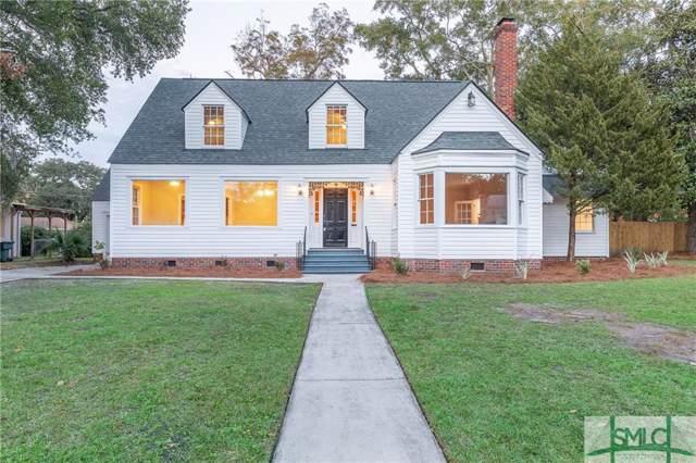 518 Gordonston Avenue, Savannah, GA 31404 (MLS #216707) :: Bocook Realty
