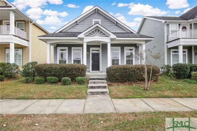 521 Flat Rock Trace, Port Wentworth, GA 31407 (MLS #216708) :: The Randy Bocook Real Estate Team