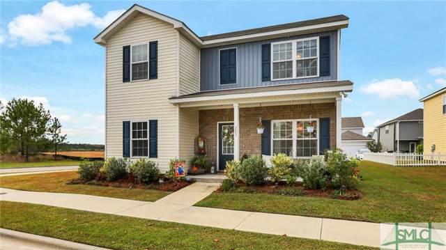 203 Dogwood Circle, Port Wentworth, GA 31407 (MLS #216725) :: The Randy Bocook Real Estate Team