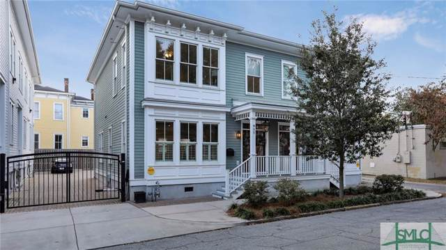 911 Barnard Street, Savannah, GA 31401 (MLS #216726) :: Heather Murphy Real Estate Group